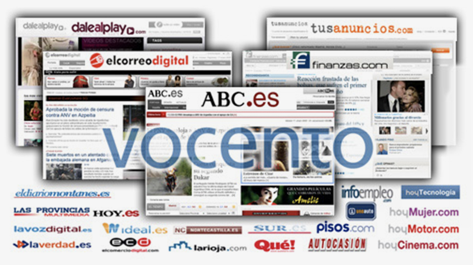 Grupo Vocento choose MediaFerry to automate digital advertising production