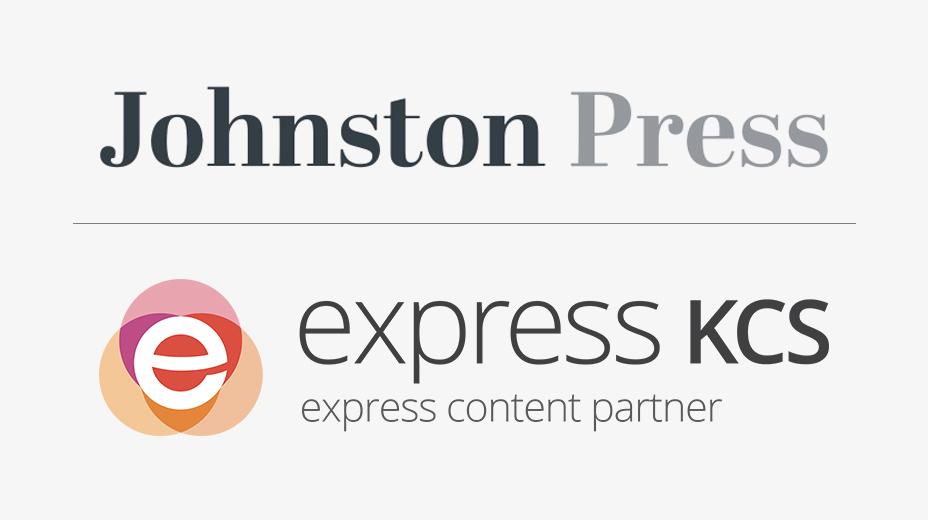 Express KCS renews content production partnership with Johnston Press